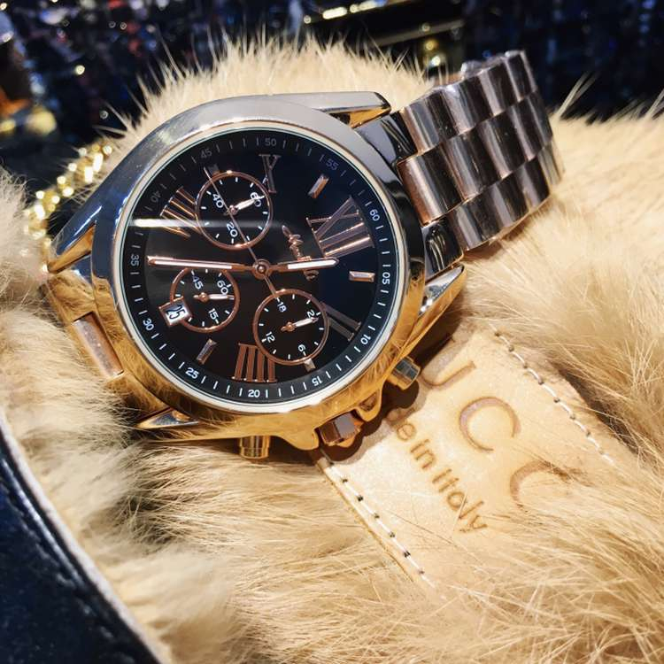 Mashali Wristwatches Quartz-Watches High-Grade Womens Watches Stainless Steel Strap Personalized Luxury Fashion Big Dial<br><br>Aliexpress