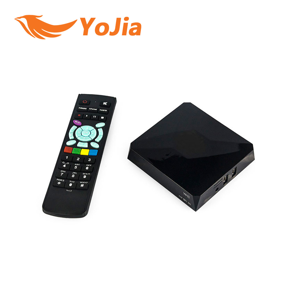[Genuine] V6S Mini HD Satellite Receiver SKY V6 S V6 Support CCCAMD Newcamd WEB TV USB Wifi 3G Biss Key Free Shiping(China (Mainland))
