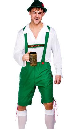 Free pp new men's Halloween oktoberfest Oktoberfest Men's Clothing Instyles - rockabilly dress costume clothes mfg store