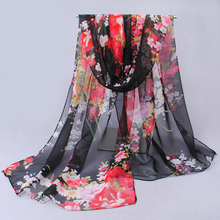 2015 hot wonderful flower long soft scarfs wrap shawl for elegant women han edition scarf scarves shawls free shipping fq021
