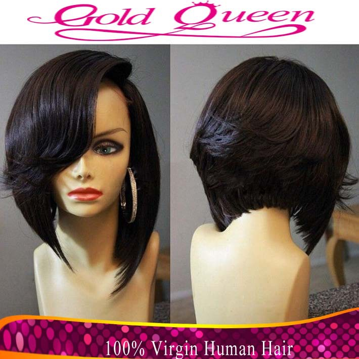 Brazilian Remy Wigs Remy Full Lace Front Wigs