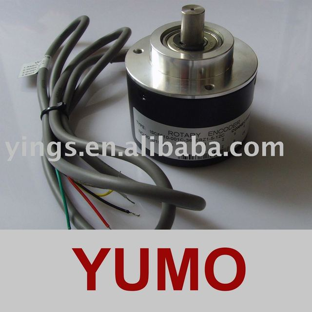 rotary encoder ISC5810 Shaft Encoder