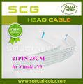 Mimaki JV3 Head Cable 21PINs 23CM with Low Price