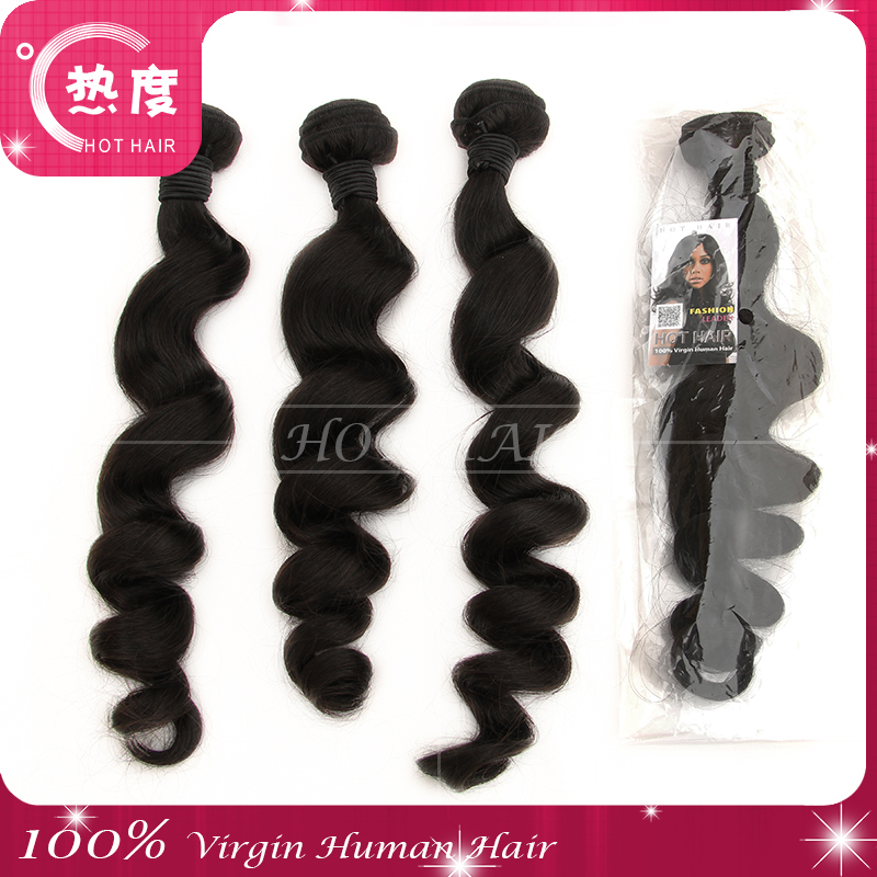 unprocessed cheap malaysian hair 4 pcs free shipping