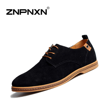 Genuine leather Oxford shoes for men flats new 2015 Fashion men shoes Moccasins Sapatos Masculinos Social Zapatos Hombre