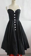 free shipping China supplier vintage dresses pinup vintage style swing rockabilly dress rockabilly dress 60'sBestdress