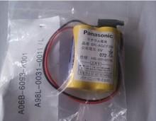 Buy 10pcs Original NEW BR-AGCF2W Lithium 6V PLC battery batteries Black plug Panasonic Fanuc A98L-0031-0011#L Free for $70.00 in AliExpress store