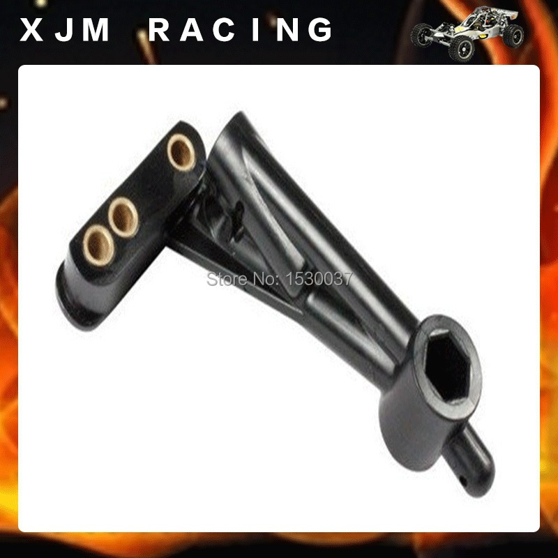 1/5 rc car racing parts, side bumper plate rear support for baja 5t