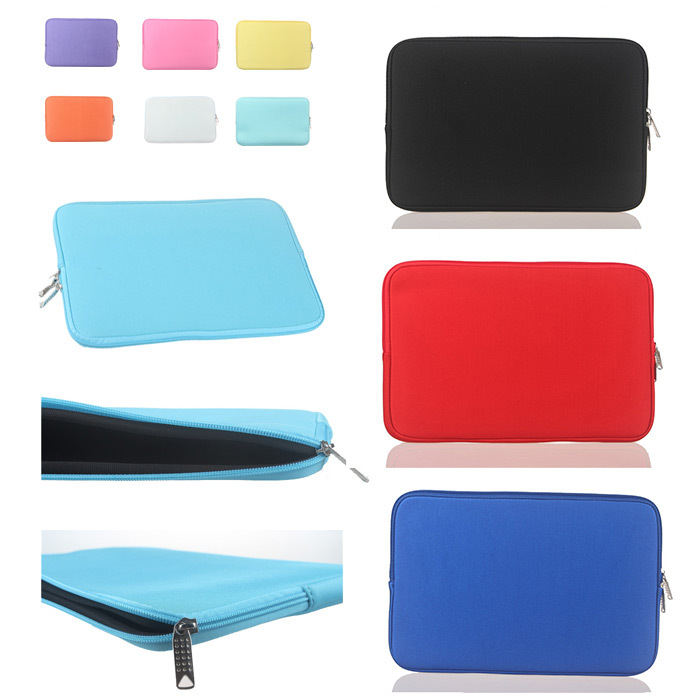 Neoprene 15 15.4 inch Sleeve Notebook Bag for Mac Book Acer ASUS DELL HP SONY LENOVO OTHERS(China (Mainland))