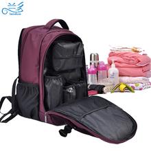 Update multifunctional baby nappy bag baby diaper bag bolsa maternidade mummy maternity diaper bag handbag shoulder bag Backpack(China (Mainland))