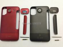Caixas do Telefone Móvel Original para HTC Habitação de Volta Novo Desire HD G10 A9191 Caso DA Tampa Bateria