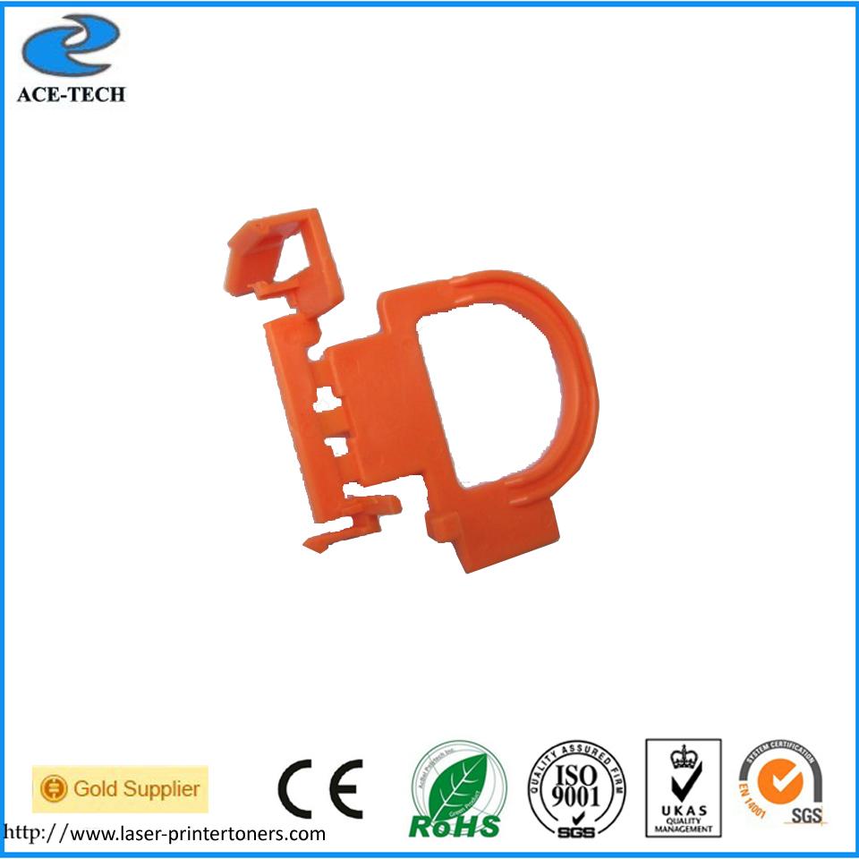 Compatible orange seal tag pull tag taps CE505A for HP Laserjet P2035 2055 laser printer toner cartridge(China (Mainland))