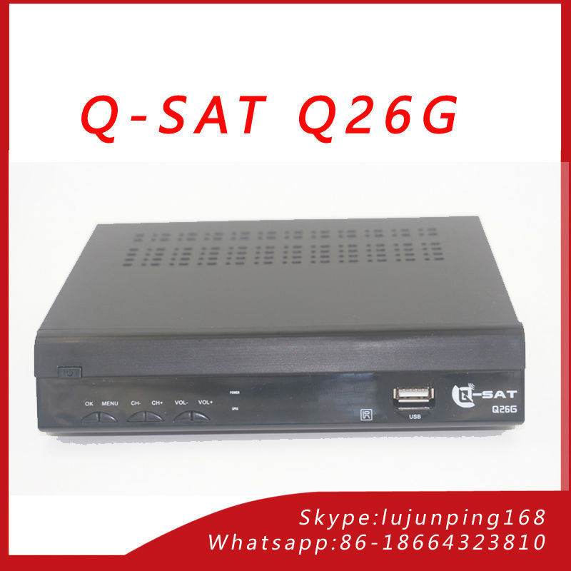 q-sat q23g q13g and q11g software