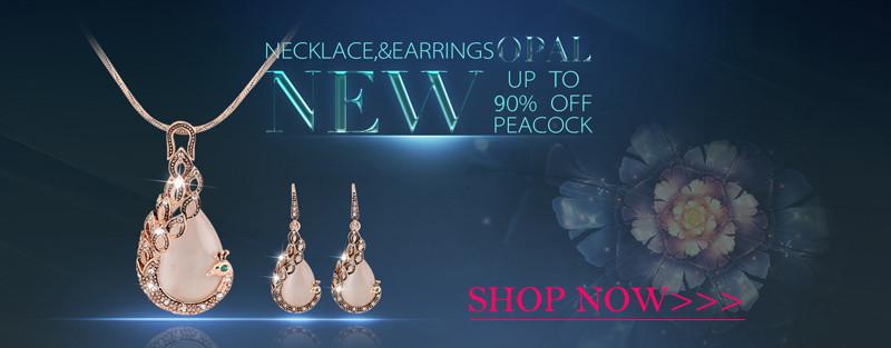 Opal Jewelry set