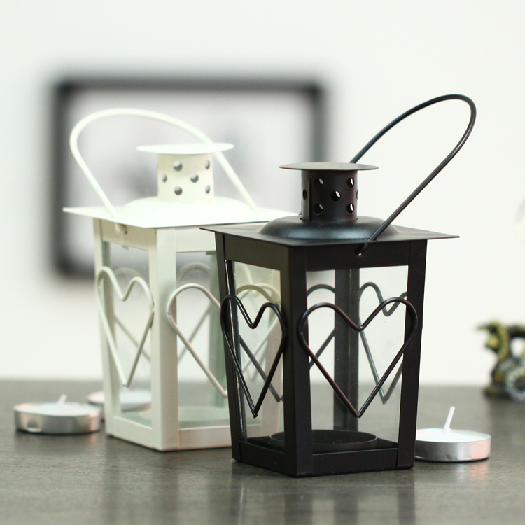 Romantic Lantern Candle Holder