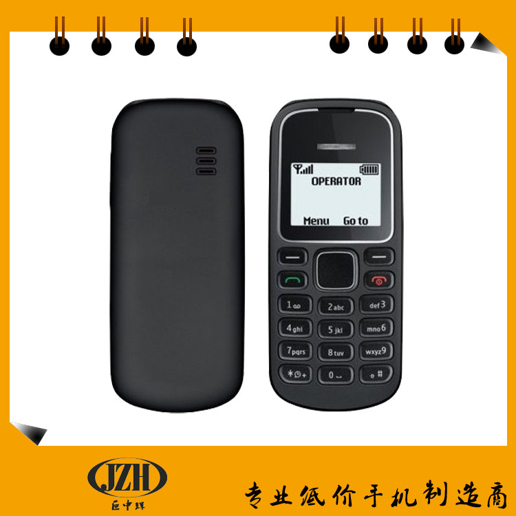 Mobile Phone Quad-band bar phone manufacturers large supply of N128 single newlow-cost low-cost handsets old machine old machine(China (Mainland))