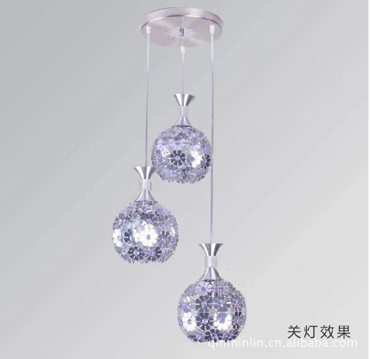 Restaurant pendant lamp Aluminum selling modern home lighting lamps pendant lights restaurant dining lamp(China (Mainland))