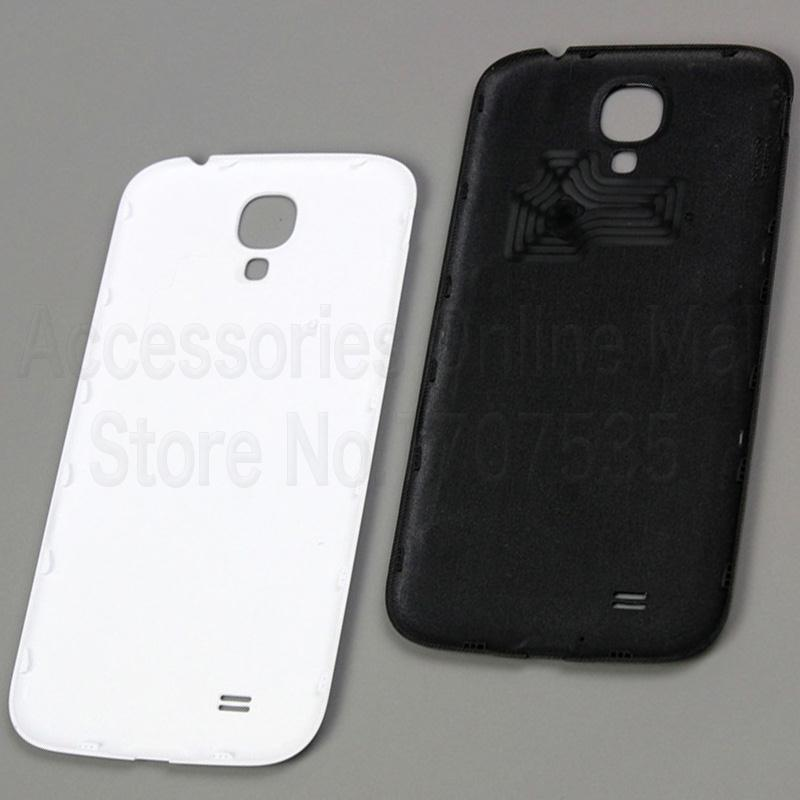 Original Rear Battery Housing Back Cover Door Case For Samsung Galaxy S4 i9500 i9505 Housings Cover #(China (Mainland))