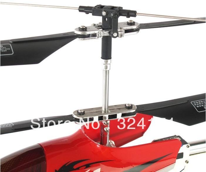 91 см 36 «управления металла гироскопа 3.5CH Вертолет летать привело rtf rc игрушка hcw8501 hcw 8501 без батареи