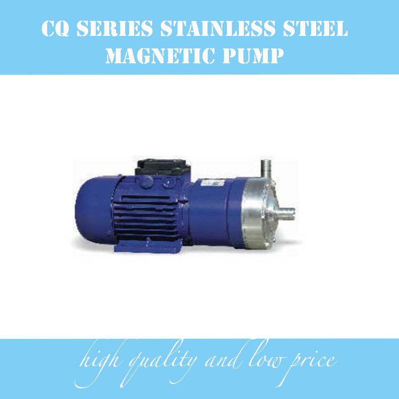 0.12kw Fully sealed, no leaks, corrosion-resistant stainless steel magnetic pump(China (Mainland))