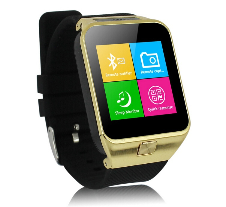 """1pcs* For Smart Watch 1.54"""" 1.3mp Camra TF and SIM card slot smart phone Bluetooth watches For android mobile phone(China (Mainland))"""
