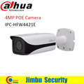 Original DAHUA 4MP WDR HFW4421E Fixed Lens3 6mm IR40m Network waterproof IP67 Vandalproof Bullet IP Camera