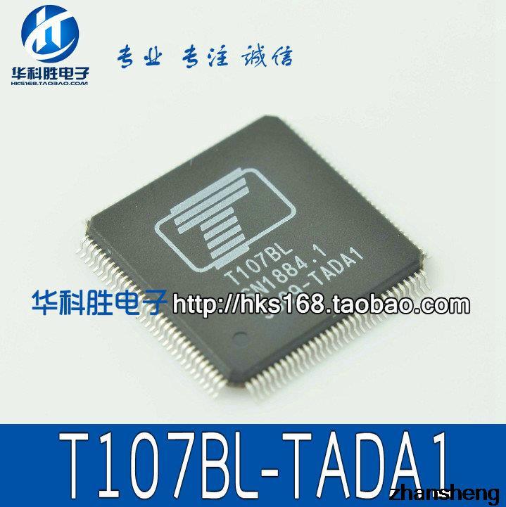 Интегральная микросхема T107BL 3 интегральная микросхема ic t107bl qfp