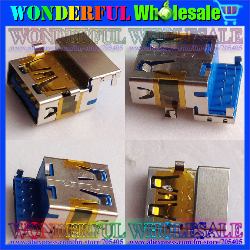 Original New USB 3.0 Connector USB JACK for Asus/Lenovo/DELL/Acer Laptops<br><br>Aliexpress