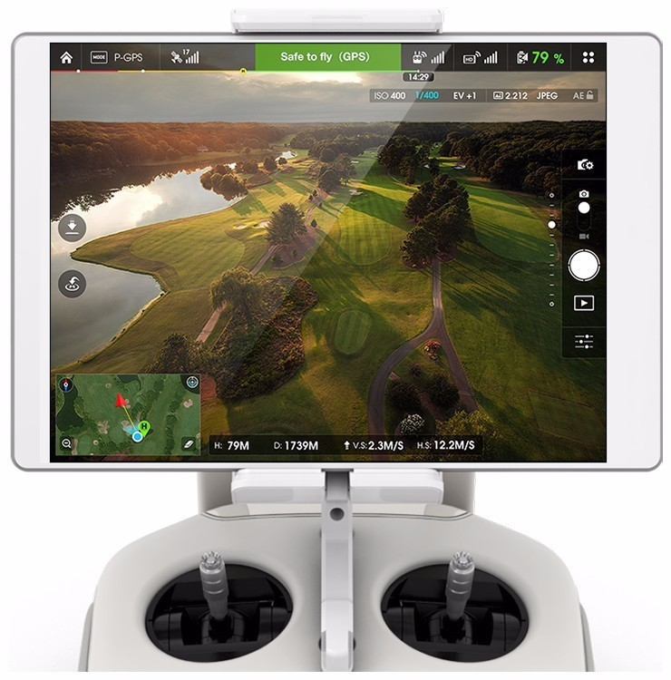 100% Original DJI Phantom 3 Advanced FPV camera drone with 1080p Camera rc helicopter with Brushless Gimble GPS PK DJI Mavic Pro