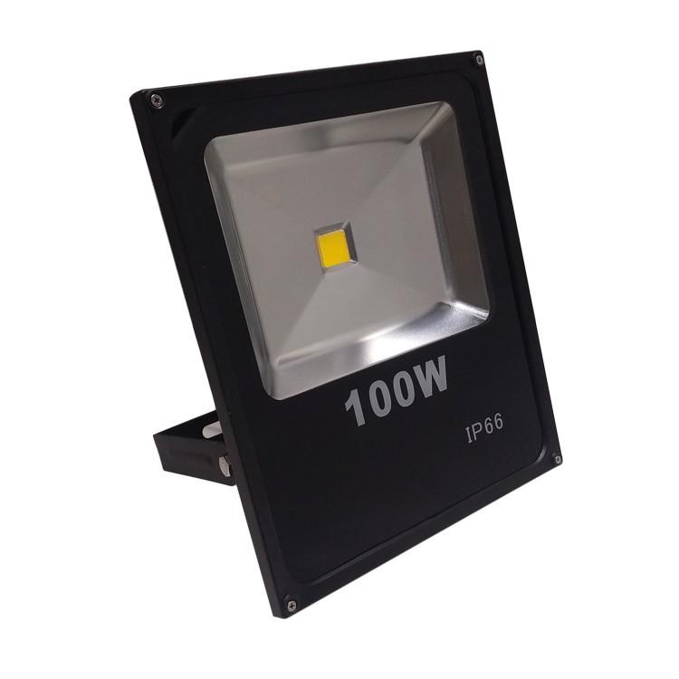 Buy 10pcs 100w spot flood light foco led for Spot jardin led
