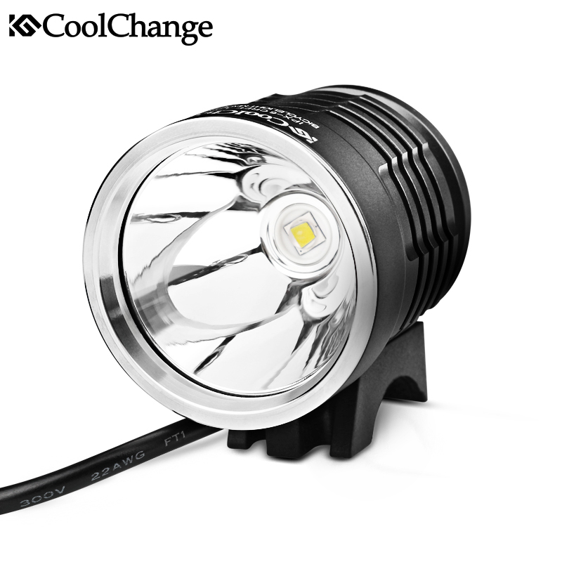 CoolChange 1200lm GREE X2 Lamp Cycling Front Head Lights MTB Bike Bicycle Handlebar Torch Lights Safe for Night Riding(China (Mainland))