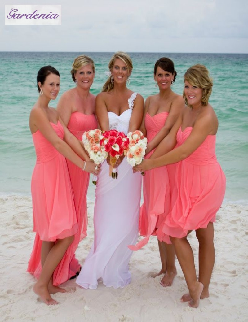84 Beach Wedding Dresses Perfect for a Seaside Ceremony