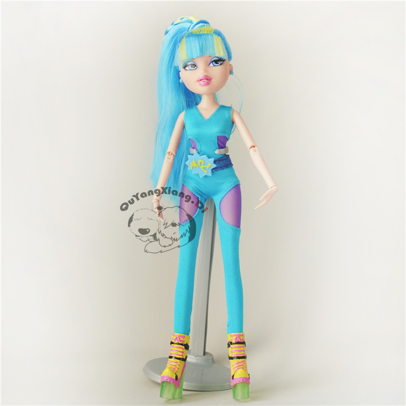 Fashion Action Figure Bratz Action Heroez Doll - Cloe Best Gift for Child(China (Mainland))