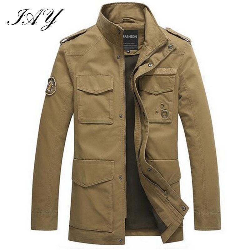 Military Parka Jackets