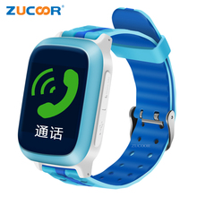Buy Smart Watch Children Safe Wristwatch Kid GPS ZW55 WiFi SOS Call Location Device Tracker iOS Android Child Anti-Lost Monitor for $31.06 in AliExpress store