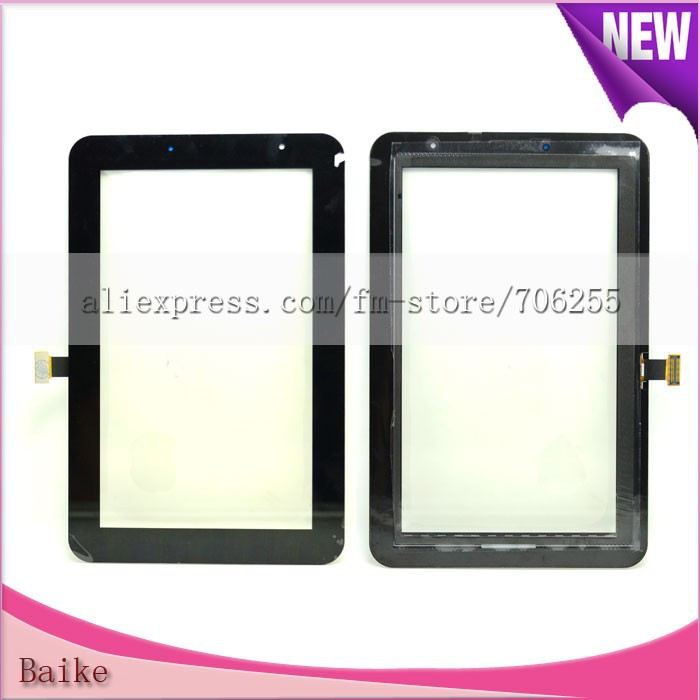 Replacement Glass touch screen panel digitizer For Samsung Galaxy Tab 2 7.0 P3110 wifi version 100% guarantee DHL Free shipping(China (Mainland))