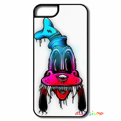 Animal Mad Dog Cool Picture fashion original cell phone case cover for iphone 4 4S 5 5S 5C 6 6 plus #1336(China (Mainland))