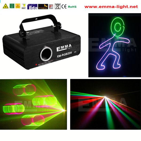 500mW RGB Sd card text logo advertising mini cheap laser light projector(China (Mainland))