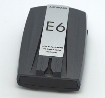 New 100% cheapest price E6 Car radar detector Russian/English with LED car detector display+Freeshipping