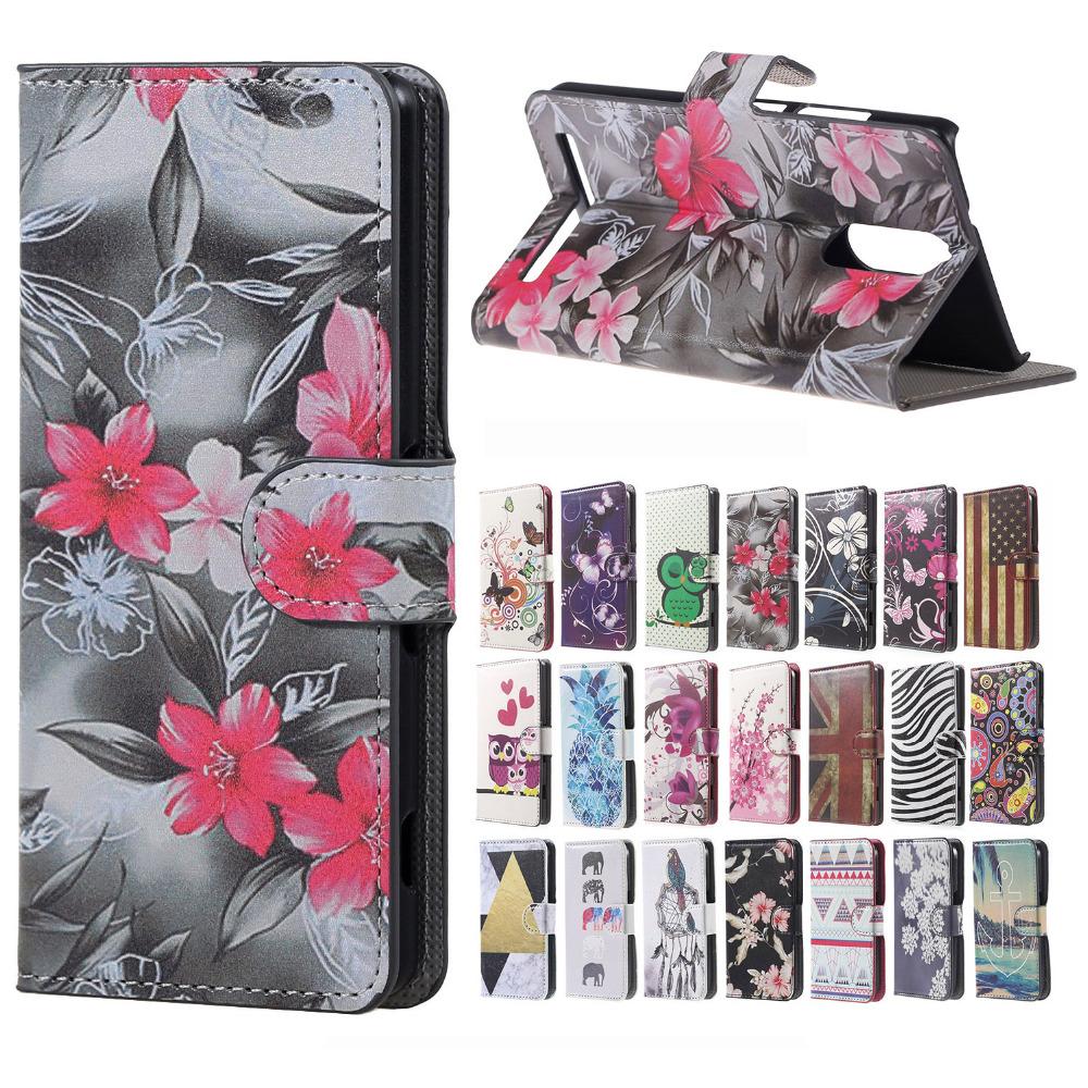 for lenovo k5 note magnetic pu leather wallet handbag book. Black Bedroom Furniture Sets. Home Design Ideas