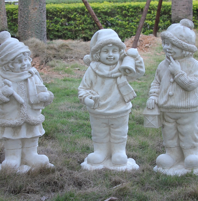 Online buy wholesale large garden statues from china large for Figurine decoration jardin