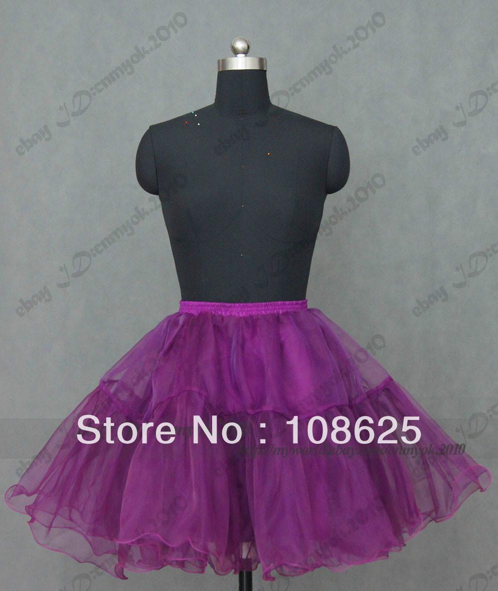 Retro Purple Dress Purple 20 Knee Length Retro