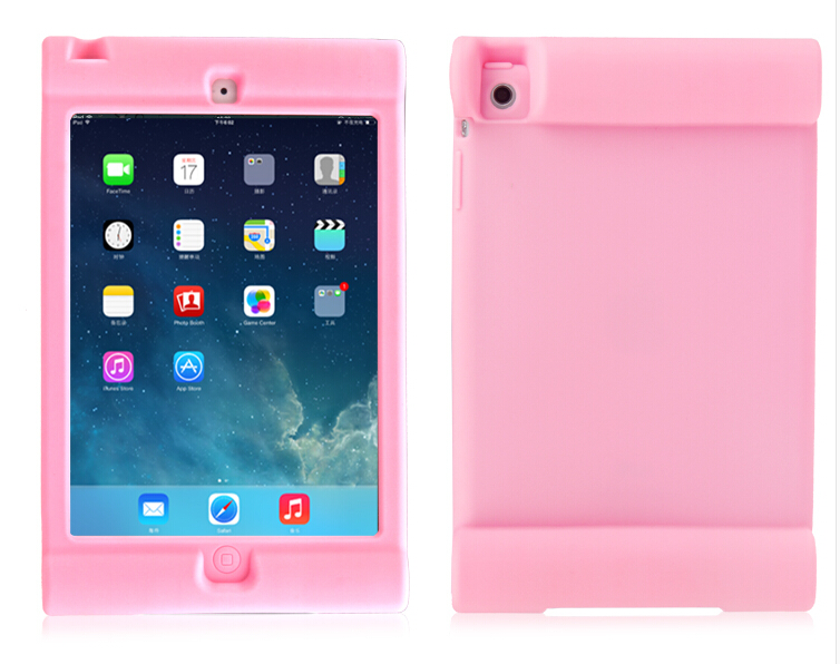 New Anti knock silicon soft tablet PC for 9 7 inch Apple iPad 4 3 2