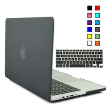 Clear/Matte Case for Macbook Pro Retina 12 13 15 Air 11 13 inch Laptop Bag for Mac Book Pro 13 15 Case with Keyboard Cover Flim(China (Mainland))