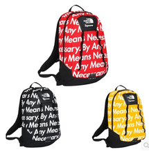 FW15 Supreme/TN* Base Camp Crimp Backpack Waterproof shoulder bag backpack letter