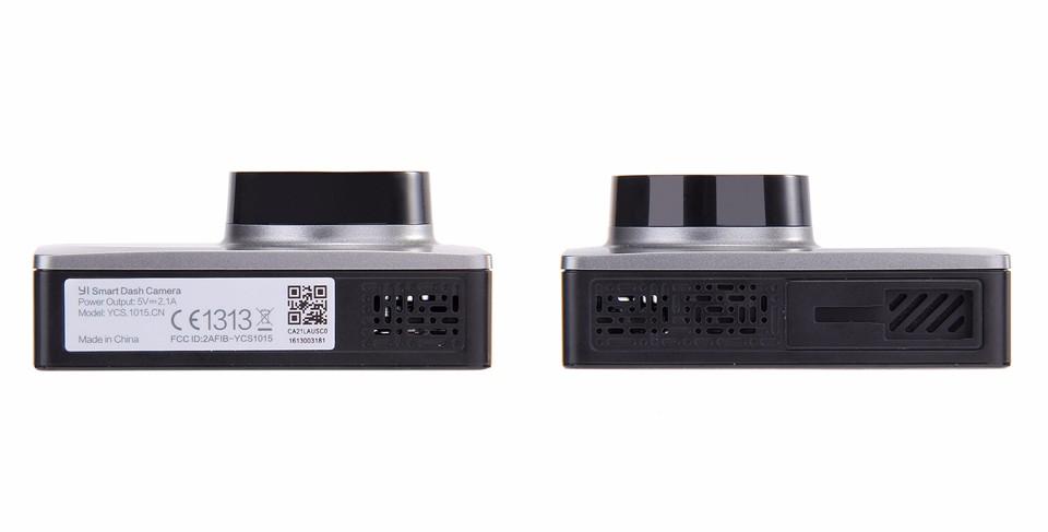 XIAOMI YI Smart Car DVR Dash Camera (10)