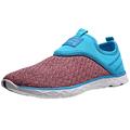 Aleader New Women Cushion Walking Flats Lightweight Casual Shoes Comfortable Outdoor Beach Water Shoes Beauty zapatillas