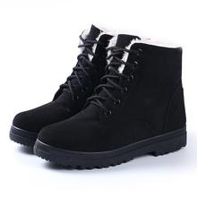 Women boots 2016 new snow boots winter women fashion ankle boots for women shoes winter heels boots(China (Mainland))