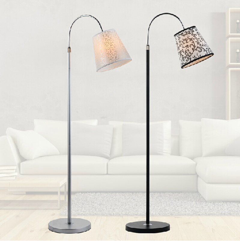 Popular elegant floor lamps buy cheap elegant floor lamps lots from china elegant floor lamps for Elegant floor lamps for living room
