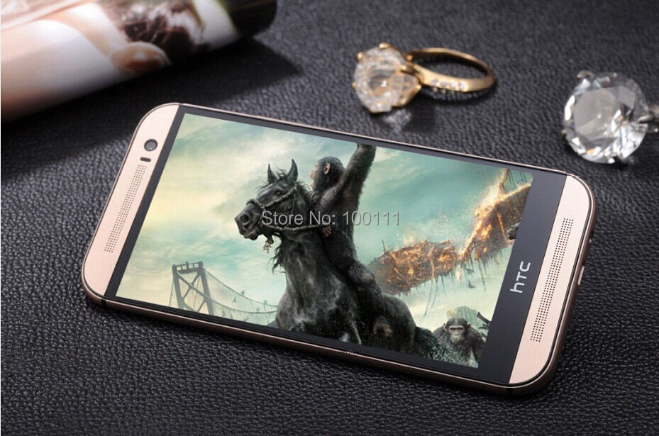 "100% Original HTC One M8 Phone With 5.0""screen Quad-core Dual 4MP+5MP Camera WIFI GPS Free DHL/EMS shipping(Hong Kong)"